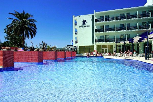 hotel pacific en ibiza: