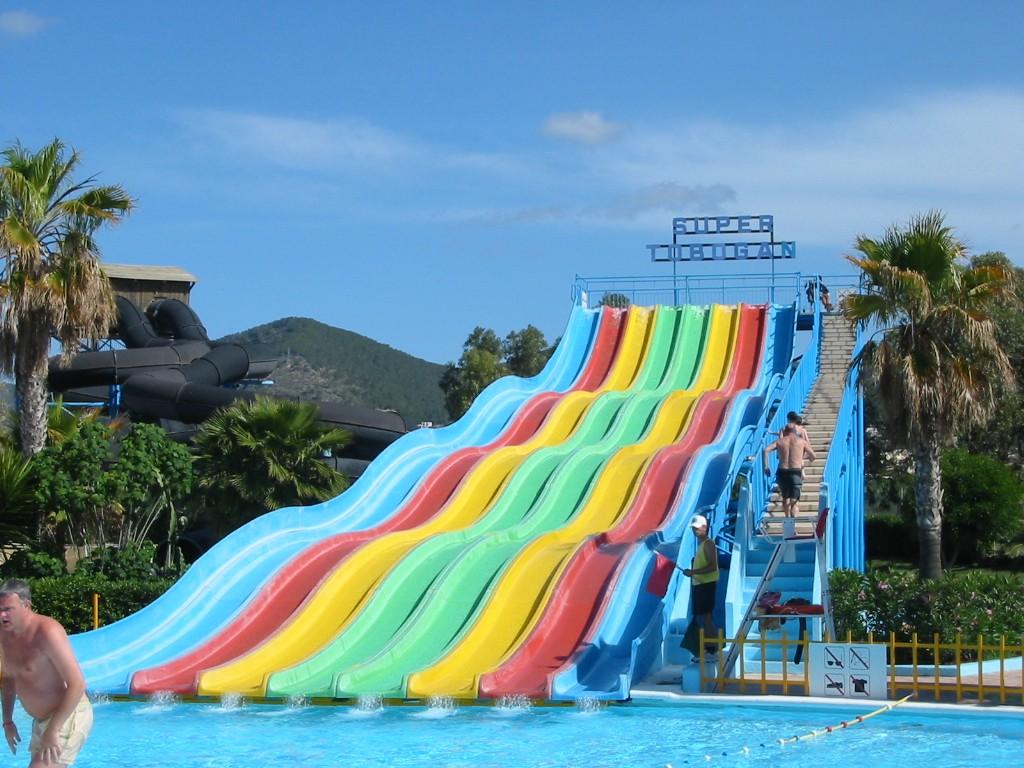 Activity Aguamar Water Park Playa D En Bossa Ibiza