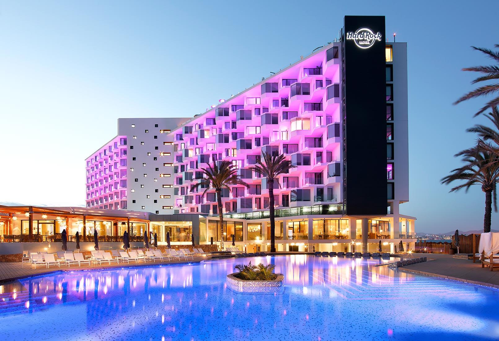Ibiza hotel guide ibiza spotlight for Design hotel ibiza