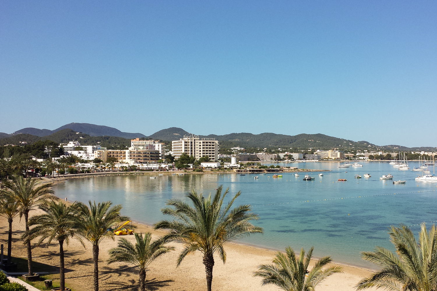 Resort Guide For San Antonio Bay Ibiza Ibiza Spotlight