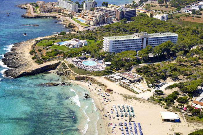 Hotels in es can ibiza ibiza spotlight - Hotel el puerto ibiza town ...