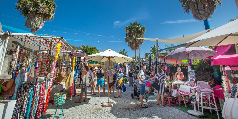 Las Dalias Hippy Market | Ibiza Spotlight