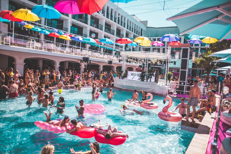 Aitch2o Pool Party - Ibiza Rocks Hotel - Info, DJ listings and tickets |  Ibiza Spotlight
