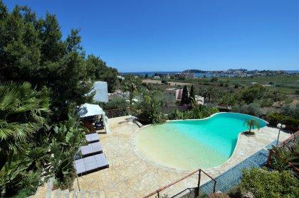 Sea view villa Talamanca (Ref. 065)