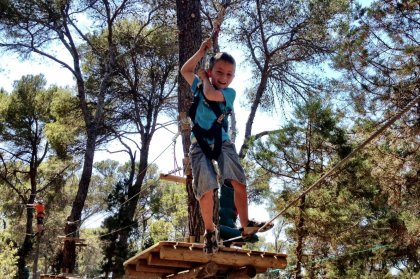 Acrobosc Ibiza Adventure Park
