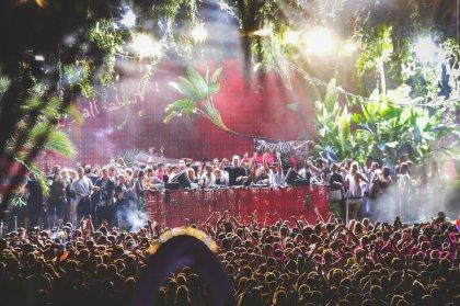 Review: Ushuaïa closing party, 2014