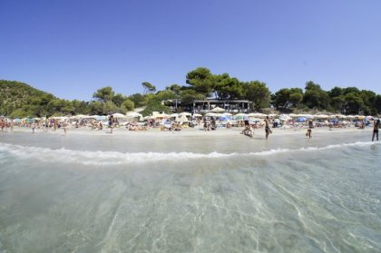 Ibiza's clean waters