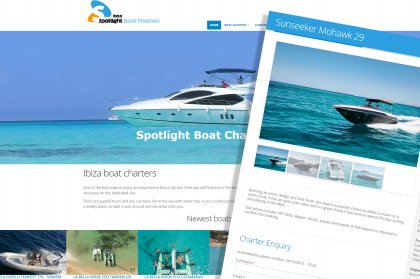 Make waves with Ibiza Spotlight Charters