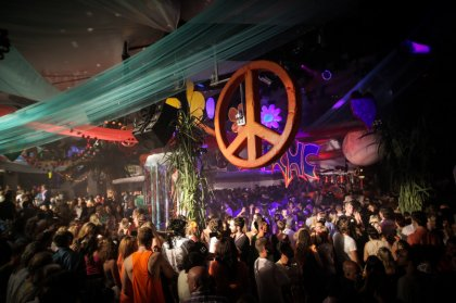 Flower Power set for summer at Pacha Ibiza