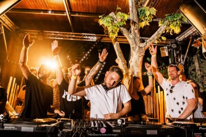 24 hours in Ibiza with FUSE
