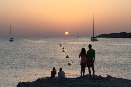 Romantic places to discover in Ibiza