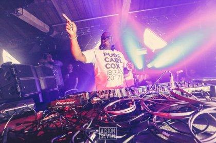 Pure Carl Cox to launch at Privilege Ibiza in 2017