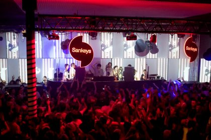 Sankeys East ushers in its second opening party