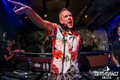 Fatboy Slim returns as Cream resident in 2017