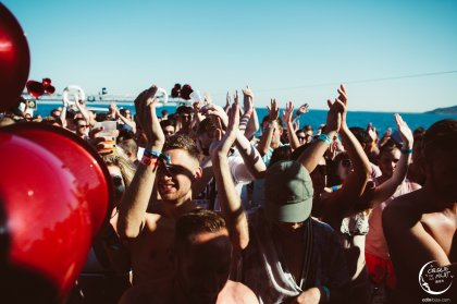 Discover the Cirque de la Nuit boat party adventure