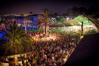 Pete Tong rocks Destino with Ibiza House Classics
