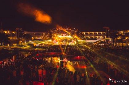 Ushuaïa drops closing party date 2017