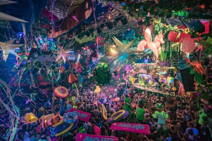 elrow returns to Amnesia for 2018 season