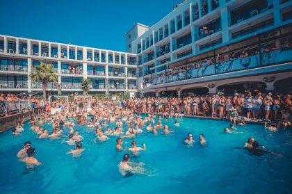 Ibiza Rocks presents MK & Friends pool party