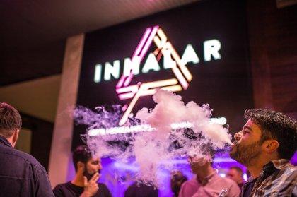 Gallery   Inhalar Ibiza opening party 2018
