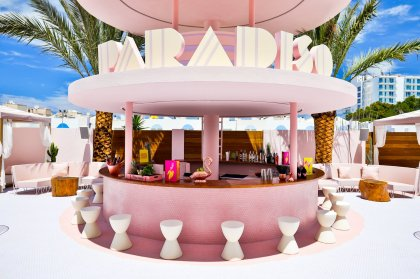 Paradiso Art Hotel Ibiza opens with with a burst of colour