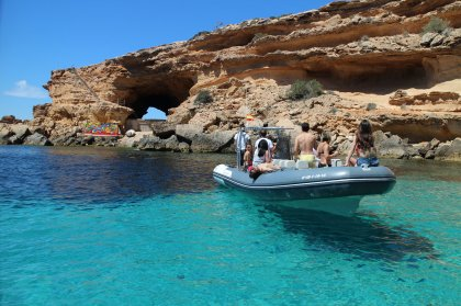 A fun-packed day on the water with Ibiza Watersports