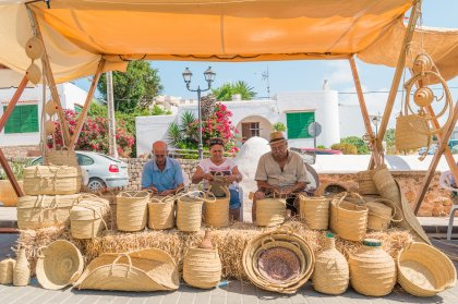 Local charm and craft at Ibiza's smaller markets
