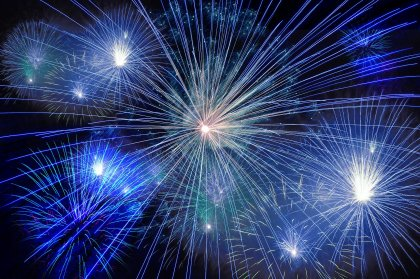 Get on board Aquabus for a sea-view firework display