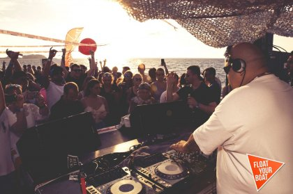 Float Your Boat announces DJ Sneak