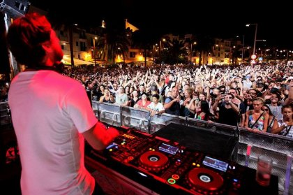 Solomun returns to the old port of Ibiza Town