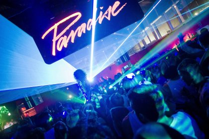 Tunes that blew up Paradise at DC10