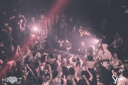 Bedouin brings Saga to HEART Ibiza one final time