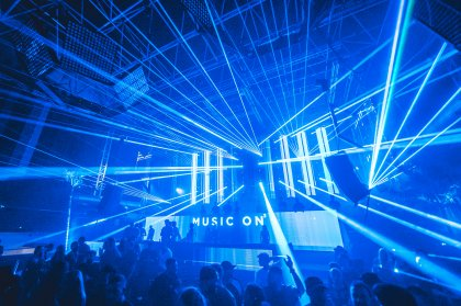 Music On takes over Privilege closing party