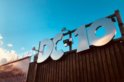The sounds of Circoloco closing at DC10