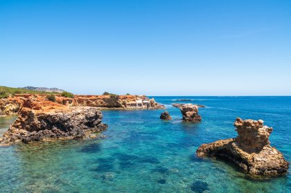 On the road: Ibiza's north east