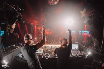 Ten top tracks played by Orbital at IDOL Ibiza