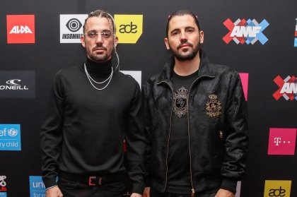 Dimitri Vegas & Like Mike talk Tomorrowland