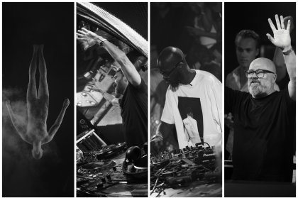 Four nights in a row at Hï Ibiza