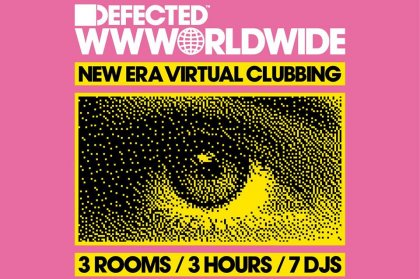 Defected launches new virtual clubbing concept
