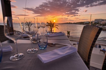 Eating out in Ibiza's San Antonio