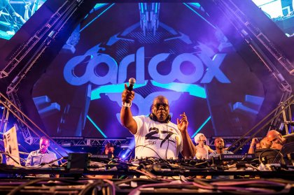 Carl Cox fronts Ibiza Soul Food charity stream