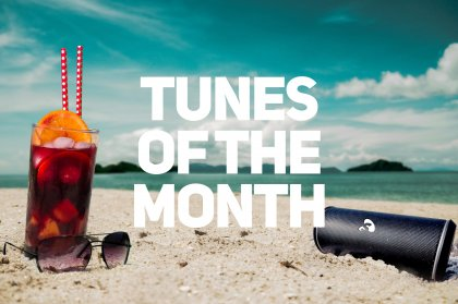 Tunes of the month | March