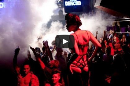 Video: Defected opening party 2014