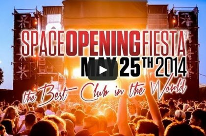 Video: Space Ibiza opening fiesta 2014: Aftermovie