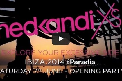Video: Hed Kandi XS opening party aftermovie