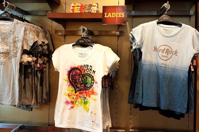 Hard Rock Cafe Ibiza T Shirt