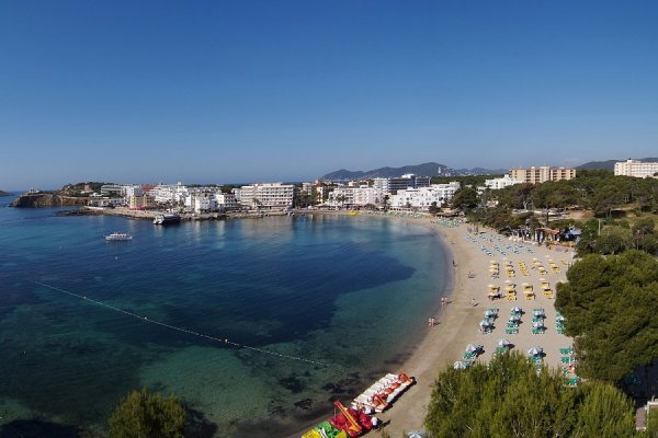 Photo of Es Caná kindly supplied by Invisa Hotels