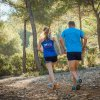 Group Social Trail Run with Running Ibiza
