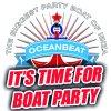 Oceanbeat Ibiza Boat Party Show logo