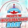 Oceanbeat presents the Ibiza Global Radio Boat logo